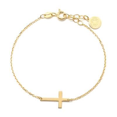 Bransoletka Krzyż